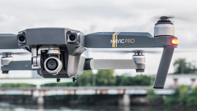 The Mavic Pro Is Still Dominant After 2 Years