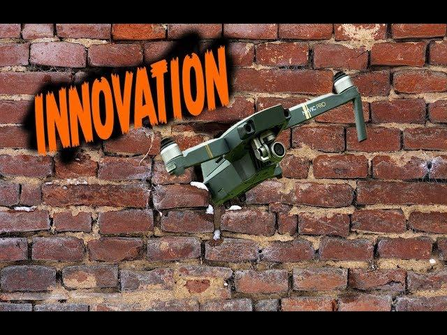 Has DJI hit the Drone INNOVATION wall?? // #MAIL-70