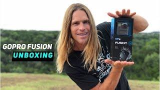 GoPro FUSION - Unboxing / Close Look