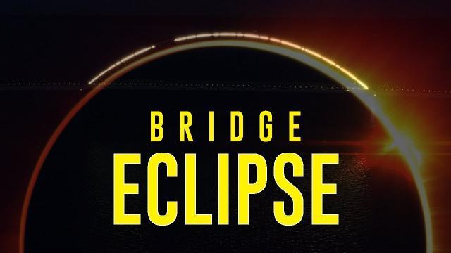 Amazing Bridge Eclipse (Inspire 2) KEN HERON - 4K