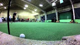 GoPro Offseason Indoor Golf Practice