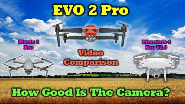 Autel EVO 2 Flight Footage - Download and Judge For Yourself!
