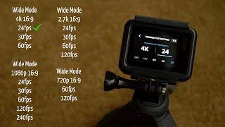 GoPro Hero7 Black: Which Resolutions Support HyperSmooth - GoPro Tip #623