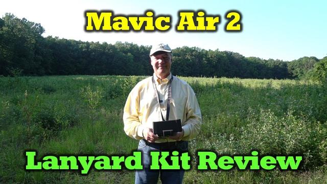 Mavic Air 2   Lanyard Kit Review