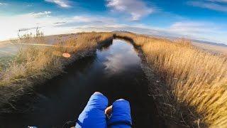 GoPro: Parajet Reflections at Salt Lake