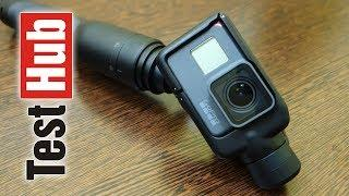 GoPro Hero 6 Black + Karma Grip Gimbal