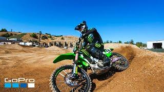 GoPro: Motocross Track Day with #9 Adam Cianciarulo