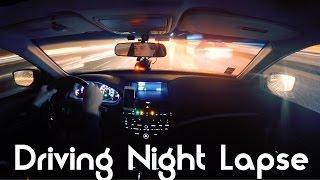 Across Atlanta Time-Lapse/Night-Lapse! (GoPro Hero 4 Silver) (4K)