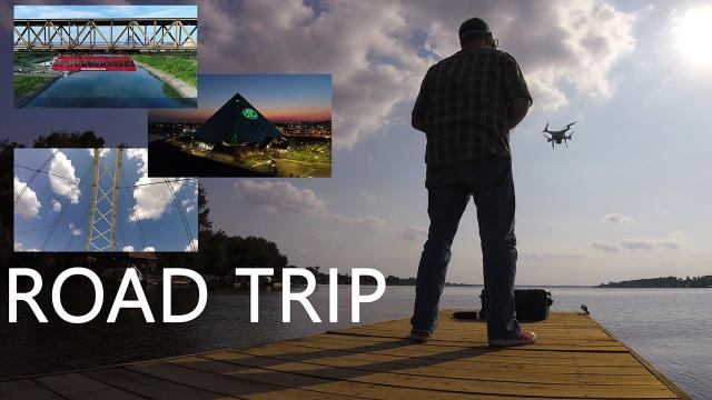 Ken Heron - Road Trip to TEXAS  [4K]