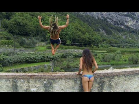 Cliff Diving Italy - GoPro HERO3 + DJI Phantom2