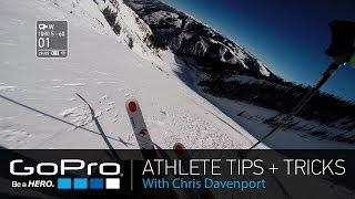 GoPro Athlete Tips and Tricks: Skiing with Chris Davenport (Ep 6)