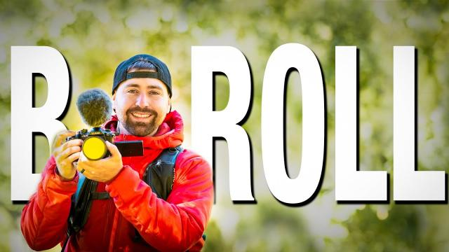 How to Film B Roll for Beginners.... and Pros