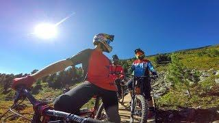GoPro: Awesome MTB Setup in Italy - Course Preview Suzuki Nine Knights 2016