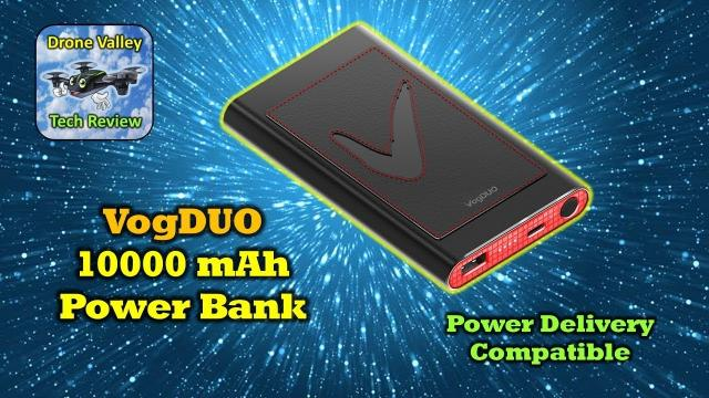 VogDuo PowerGo - One Power Bank To Charge Everything!