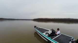 Gopro Black 3+ Bass Boat