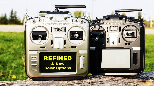RADIOMASTER TX16S - New Refined Models and Colors now Available! - RC Drone, Plane, Helicopter