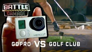 Can a GoPro Survive a Golf Club? - WIRED's Battle Damage