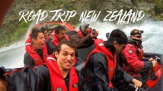 "GoPro Skate: Road Trip New Zealand - ""Racecars on Rivers"" Ep. 3"