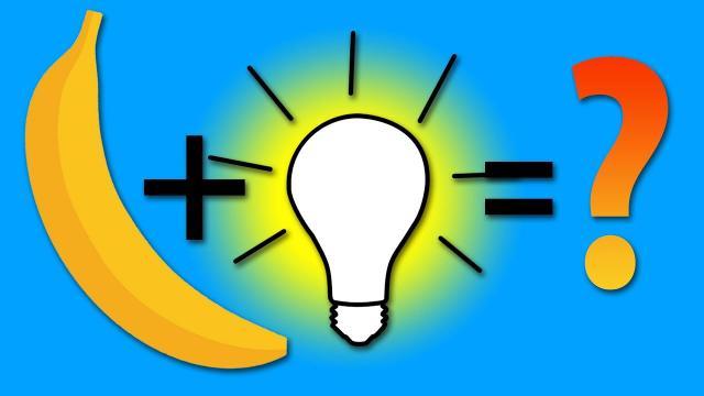 """BenQ eReading Lamp aka """"Banana light"""" ;)"""