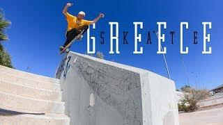 GoPro: Travel and Skate Through Greece | HERO7 Black