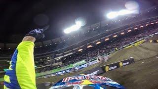 GoPro: Ken Roczen Wins SX Opener - 2015 Monster Energy Supercross Anaheim