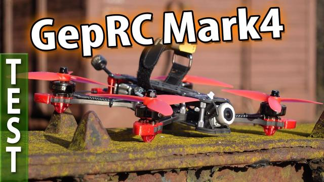 GepRC Mark4 Review (many Flights)