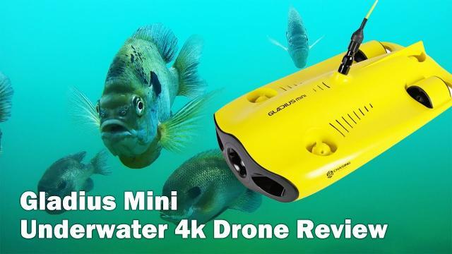 Gladius Mini Underwater 4k Drone by Chasing