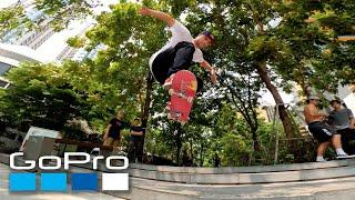 GoPro: Exploring Thailand with the GoPro Skate Team
