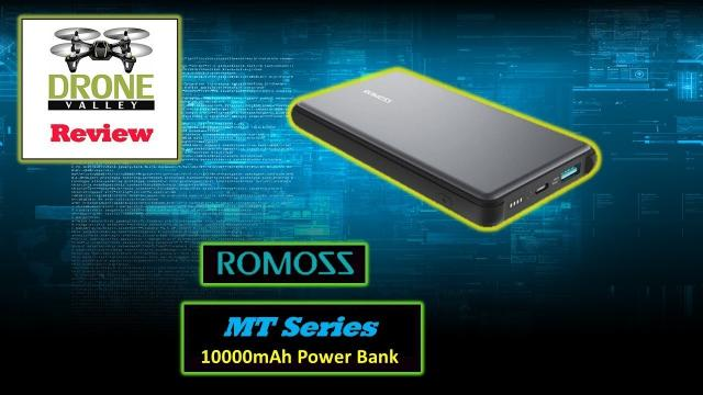 Romoss 10000mAh Power Bank Review - The Perfect Portable Charging Solution