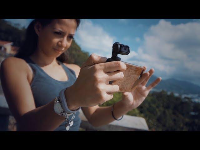 DJI - Osmo Pocket - Your Creative Companion