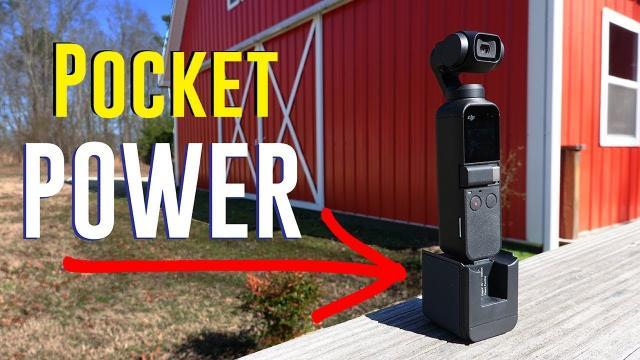 Osmo Pocket Battery TRICK - KEN HERON (Extend Battery Life)