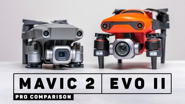 DJI Mavic 2 Pro vs. Autel EVO II Pro - Which Is The Best Drone in 2021?