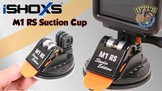 iSHOXS M1 RS Suction Cup for GoPro / Action Cameras! - REVIEW