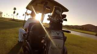GoPro Golf Edit With Aj Sjostrom