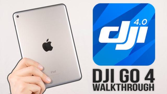 DJI Go 4 In-Depth App Walkthrough