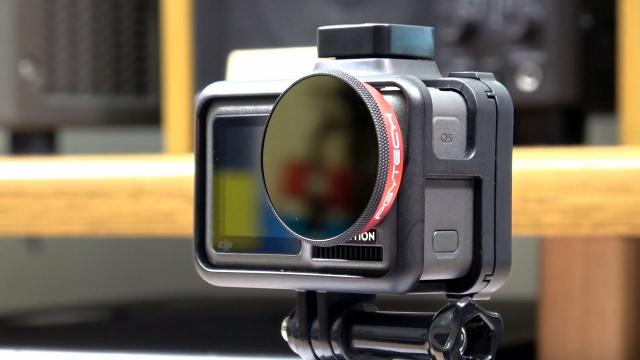 DJI OSMO Action Filter ND PL Set & Givaway