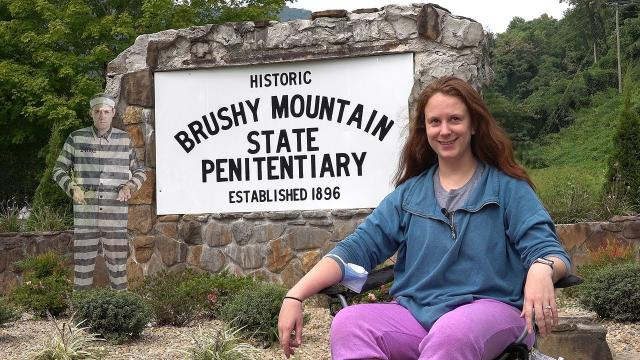 Ghosts of Brushy Mountain State Penitentiary - KEN HERON