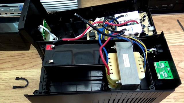 Easy UPS Battery Change