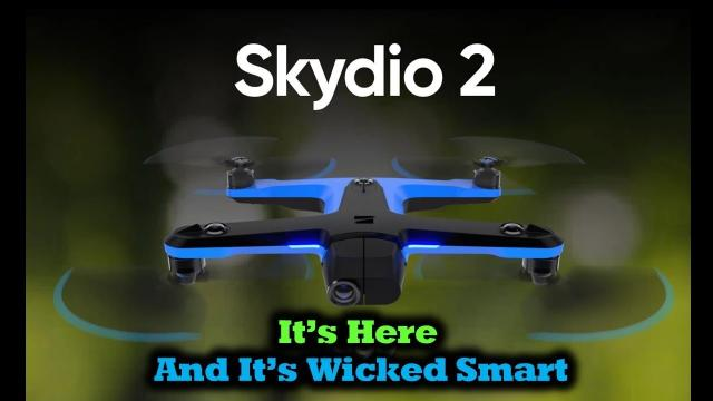 Is The Skydio 2 A Mavic Killer?
