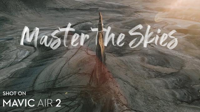 DJI Mavic Air 2 - Master the Skies