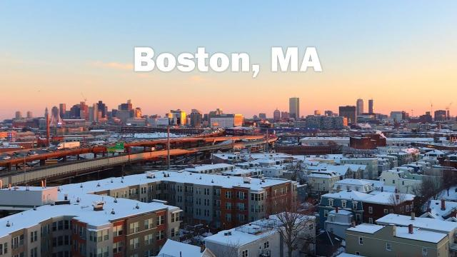 Boston, MA - DJI Osmo Pocket/Autel Evo/Panasonic GH5
