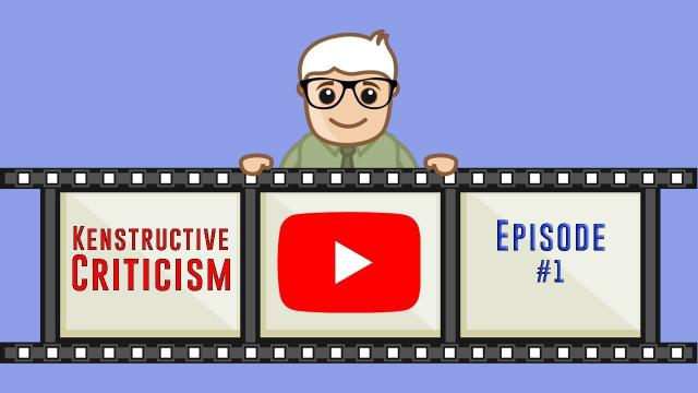 Kenstructive Criticism (Episode 1) with Chris Rollins