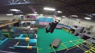 GoPro: Tempest Freerunning Academy with Jason Paul