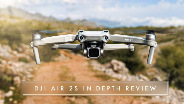 DJI AIR 2S // FULL REVIEW (yes...it's great...but are you ready for it?)