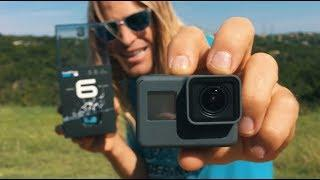 GoPro Hero6 Review - MOST AMAZING CAMERA EVER!!