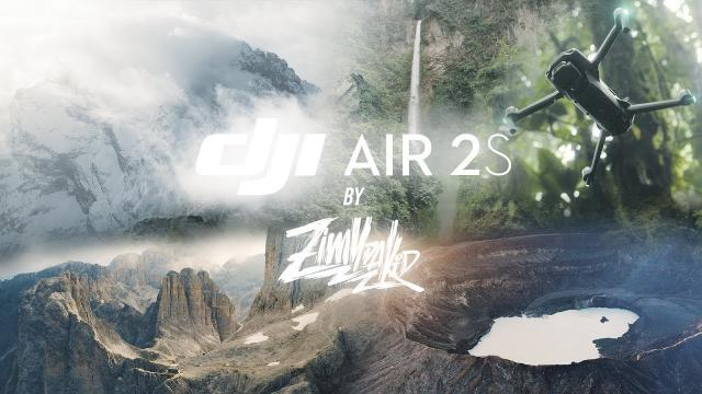 DJI Air2S  - All In One