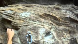 Rock Climbing GoPro Red River Gorge - Muir Valley, Johnny's And Tectonic Walls
