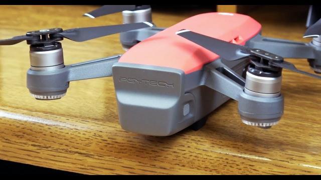 DJI Spark  Integrated Gimbal Camera Sensor Protector