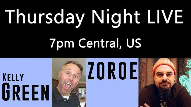 Ken Heron - TNL (Show #187) Zoroe