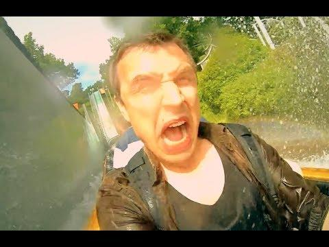 GoPro Tip #43 Take Your GoPro To A Theme Park (4K)